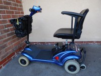 Pharmore Wizzard Mobility Scooter