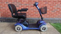 Explorer 4-4 wheel mobility scooter