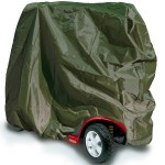Large Pre-owned Scooter Cover