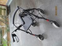 Good 4 wheel walker