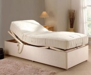 The Old English Bed Company 75cm Electric Adjustable Bed