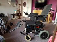 Invacare Harrier Plus Wheelchair