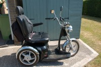 Drive Sports Rider Mobility Scooter