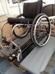 Cyclone Wheelchair