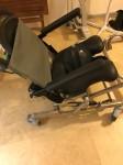 Raz Mobile Shower Commode Chair – Attendant Tilt