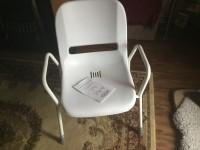 Aidapt adjustable shower chair