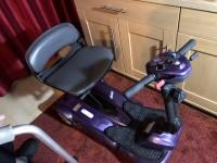 Origo Auto folding scooter HW008PUR