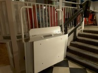 ThyssenKrupp Mono Lift Tangent RTL9000 Platform Wheelchair MonoStair Lift 225kg