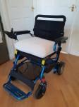 Foldalite Pro Electric Wheelchair