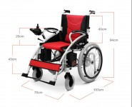 Unbranded Self Propel Wheelchair