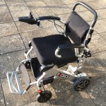 Pride I-GO electric wheelchair