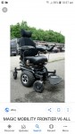 Frontier V6 All Terrain Chair