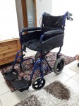 Invacare Alu Lite Transit Wheelchair