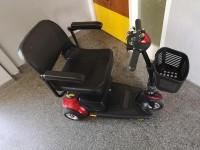 Pride Mobility GoGo Elite Traveller Scooter