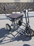 Di Blasi R30. Plus Autochair Car Harness
